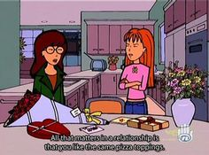 Daria Knows Best