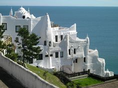 Casa Pueblo, Uruguay. I DO MISS URU AND MY LANDSCAPERS FRIENDS.