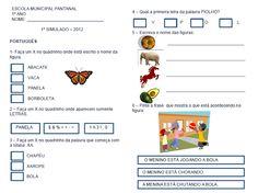 Aconteceu no Pantanal!: Avaliação para 1º, 2º, 3º, 4º e 5º Anos do Ensino Fundamental - Simulados