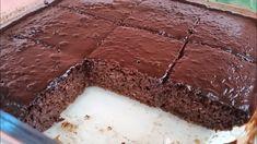 Healthy Cake Recipes, Healthy Desserts, Baking Recipes, Dessert Recipes, Healthy Chocolate, Chocolate Recipes, Tortilla Sana, Patisserie Sans Gluten, Bolo Fit