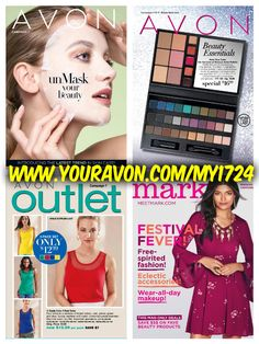 Campaign 7 is ready to view and shop online!! Check out my Avon Campaign 7 blog my guide to all the Avon catalog.. Don't forget to sign up and get daily updates from your Avon Lady Misty!! Shop Avon online with me www.youravon.com/my1724 #AVON #CATALOG7 #MARK #OUTLET