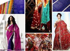 Bandaj, Bandhej, Bandhani, Bandhni. Tie & Dye work