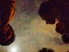 After hours. A full moon a  husband & a wife #fullmoon #afterhours