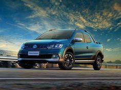 Cool Volkswagen 2017: Volkswagen Saveiro Cross 2017 (Foto: Divulgação)...  Um pouco de Tudo Check more at http://carsboard.pro/2017/2017/02/15/volkswagen-2017-volkswagen-saveiro-cross-2017-foto-divulgacao-um-pouco-de-tudo/