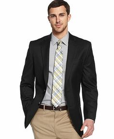 @Luis Smith   Michael Michael Kors Jacket, Solid Blazer