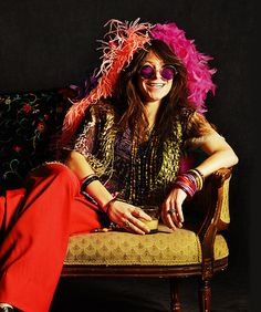 This is not Janis, this is a recreation for a play. Pretty groovy, baby - http://boomerinas.com/2012/09/6-retro-halloween-costumes-for-women-over-40-or-50/