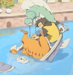 One Piece, Trafalgar Law, Bepo