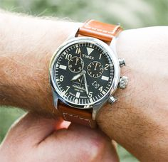 The 10 Affordable Timex Watches We're Wearing Right Now   Primer