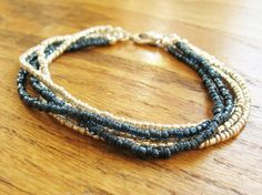 Make This - Multi-Strand Bracelet or Necklace - Luxe DIY - How Did You Make This?