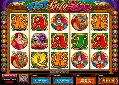 """Kostelos und ohne Anmeldung kannst du online """"Fat Lady  Sings"""" Spielautomat zu spielen! Habe Freude und gewinne!"""