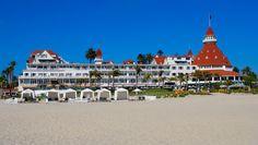 Hotel Del Coronado #SanDiego #Coronado #HotelDel