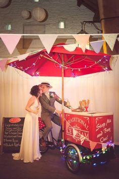 oh!myWedding: Decoración de una boda con máquinas vintage / Decorate with Vintage Machine