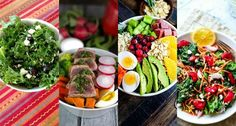 Colorful Salad Recipes for Summer