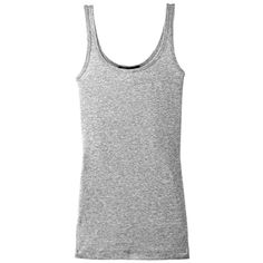 Vince Gray Favorite Tank (68 AUD) ❤ liked on Polyvore featuring tops, tanks, shirts, tank tops, grey, vince tank top, grey tank top, scoop neck shirt, scoop neck top and gray tank top