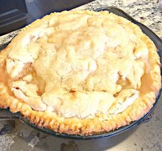 Favorite Brown Butter Apple Pie #recipe - Lifestyle Food Artistry