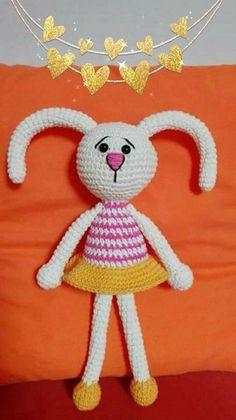 Crochet zaječí slečna