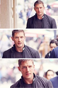 Tom Hardy. Faarrk me, the bottom pic... :0