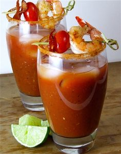 Touchdown Thursdays: Old Bay Bloody Mary   Someone Left The Cake Out In The Rain
