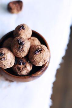 Eat Love - Trufas sem culpas / Guilt free truffles