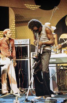 Miles Davis - On stage