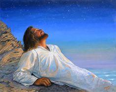 The Sabbath - Jesus Art