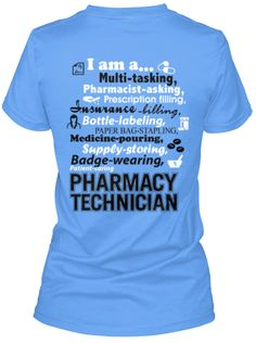 I am a Pharmacy Technician T-Shirt!