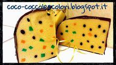 Modifica descrizione     Panettone realizzato con gommapiuma, carta velina, chicchi di caffè e carta verde e arancione