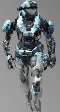 HALO Reach - Kat-320 by Minime637