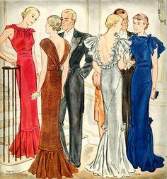 McCall's Patterns 1933