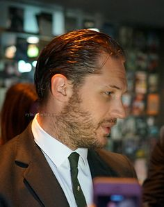 Tom Hardy, 9/8/2014, New York Sunshine Cinema, 'The Drop' New York Premiere
