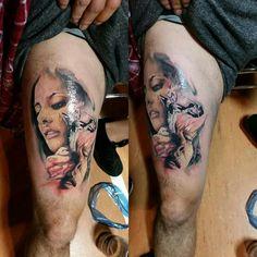 #xtattoo #xtattoostudio #risoxtattoo #realistic #realistictattoo #color #ink #tattoo #tattoos #colortattoo #convention