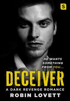 NetGalleypresenterte boken Deceiver som en mørk bok om romantikk. Planen til hovedpersonen var å ødelegge livet til en annen man, ikke å forføre datteren hans. Men, av og til går ikke alt etter pl…