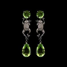 amazing earrings | ... by the amazing Natalie Shaw. Enough to take your breath away. Enjoy