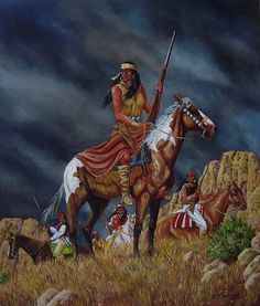 Lozen (c. 1840-1890) was a skilled warrior and a prophet of the Chihenne Chiricahua Apache. She was the sister of Victorio, a prominent chief.  Fb_Native American Encyclopedia