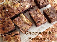 Bem bons: Cheesecake Brownies