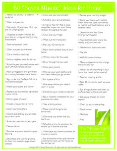 Prioritize Worksheet | The 7 Minute Life | Pinterest | Time ...