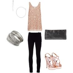 Cute going out outfit!