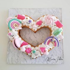 Heart cake Heart Cakes, Daily Inspiration, Cake Decorating, Valentines Day, Letter, Ideas, Love, Valentine's Day Diy, Heart Shaped Cakes