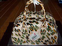 Leopard print purse / Bolso print leopardo www.lamuffinerie.com