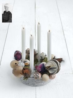 DIY advent Galleri: Årets fineste adventskranse | Femina