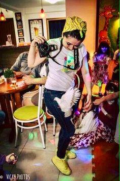 """""""Nem todos os anjos tem asas, às vezes eles tem apenas o dom de te fazer sorrir."""" #fotografiafestas #fotografiadefestainfantil #fotografiafestainfantil #fotografiaprofissional #vickyphotos #vipkidsbuffet @nay_fay @deluca186 @vicky_photos_infantis https://www.facebook.com/vickyphotosinfantis"""
