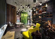 Sergey Makhno Office and Showroom / Sergey Makhno + Illya Tovstonog