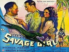 THE SAVAGE GIRL (1932) Rochelle Hudson - Walter Byron - YouTube
