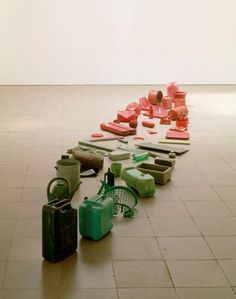 Tony Cragg's Recycling Sculptures Thomas Houseago, Turner Prize, Bronn, Canoe, Installation Art, Fine Art Photography, Artsy Fartsy, Online Art, Sculpture Art
