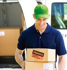 #Parcel tracking and delivery