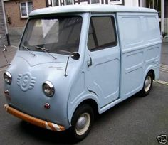 Vintage Micro Cars | MICROCAR NEWS Online » » Goggomobil Transporter for sale! (but you ...