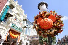 Magic Kingdom Halloween decorations 2013 - Photo 23 of 40