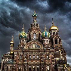 Храм Спаса-на-Крови / Church of the Savior-on-Blood in Санкт-Петербург