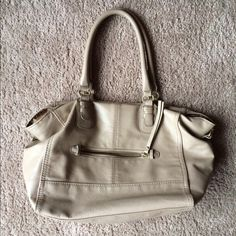 Taupe h&m bag Perfect everyday bag, normal wear from use H&M Bags Totes