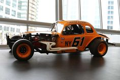 Glory Road 'ICONS': Legendary cars and cars of legendary drivers  Friday, January 6, 2017  1939 Chevrolet Coupe driven by Richie Evans  Photo Credit: NASCAR Hall of Fame  Photo: 2 / 18